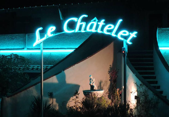 HOTEL LE CHATELET